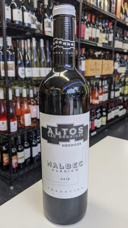 Altos las Hormigas Altos las Hormigas Malbec 2018 750ml