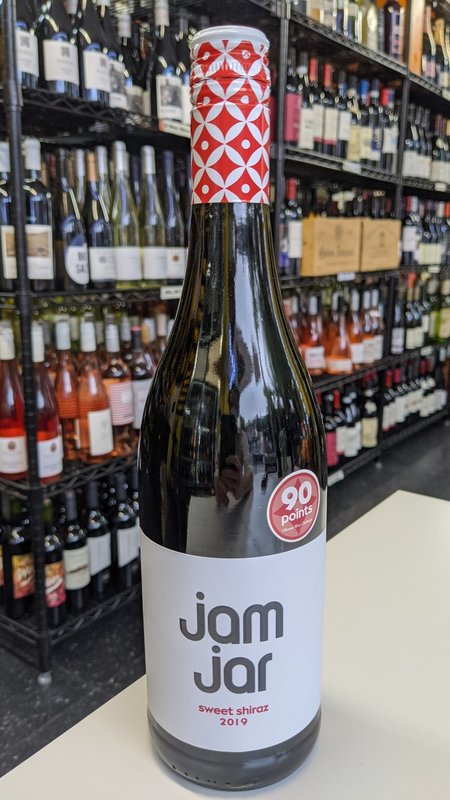 Jam Jar Jam Jar Sweet Shiraz 2019 750ml