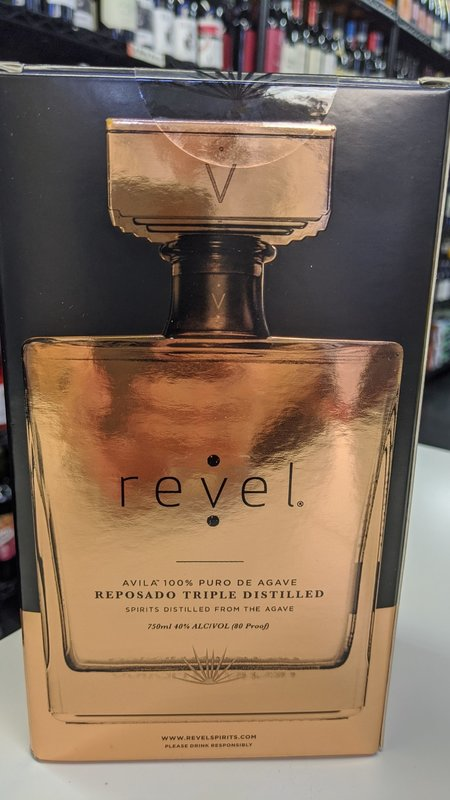 Revel Revel Avila Reposado 750ml