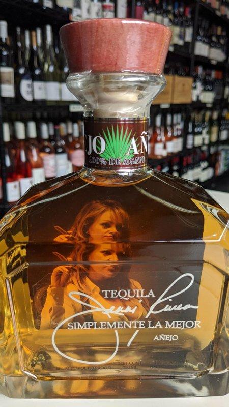 Tequila Jenni Rivera Jenni Rivera Anejo Tequila 750ml