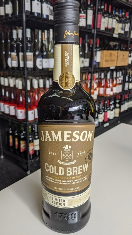 Jameson Jameson Irish Cold Brew 750ml