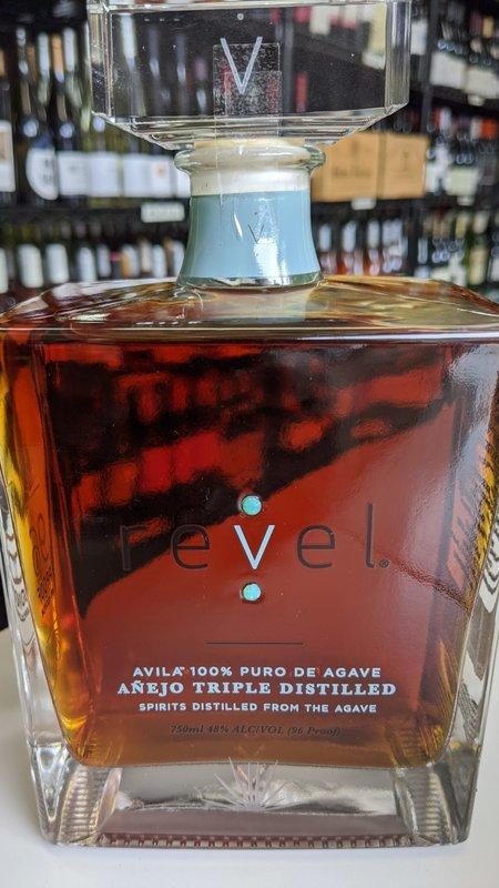 Revel Revel Avila Anejo Tequila 750ml