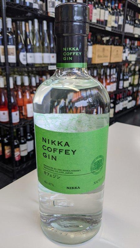 Nikka Nikka Coffey Gin 750ml