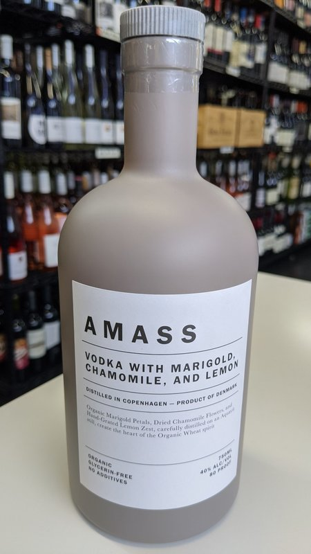 Amass Amass Copenhagen Vodka 750ml