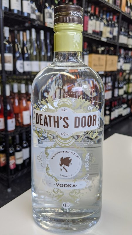 Death's Door Death's Door Vodka 750ml