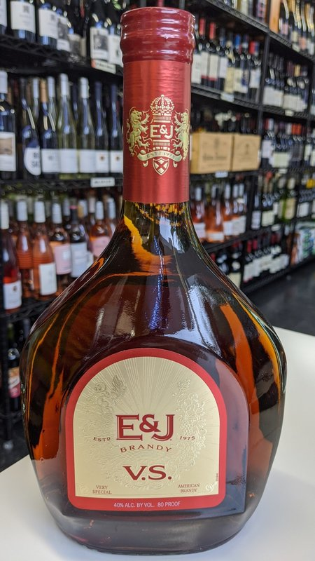 E&J E&J VS Brandy 1.75L