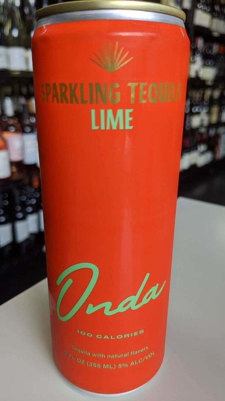 Onda Onda Tequila Lime Sparkling 12oz