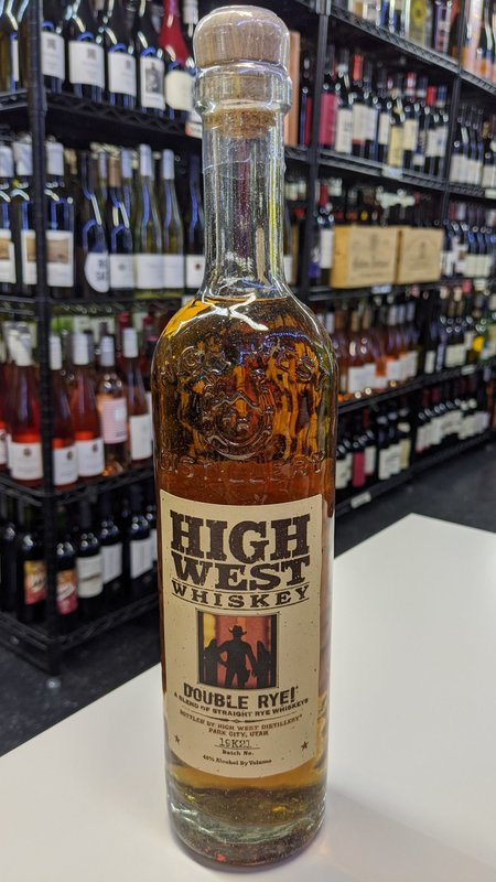 High West High West Double Rye Whisky 750ml