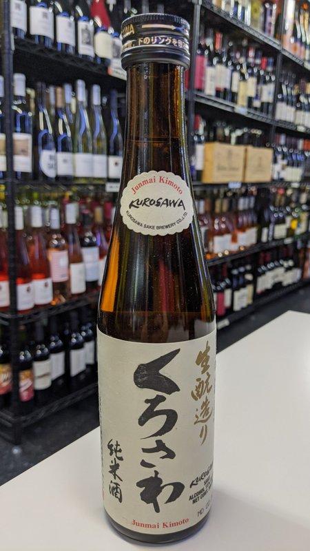 Kurosawa Kurosawa Junmai Kimoto Sake NV 300ml