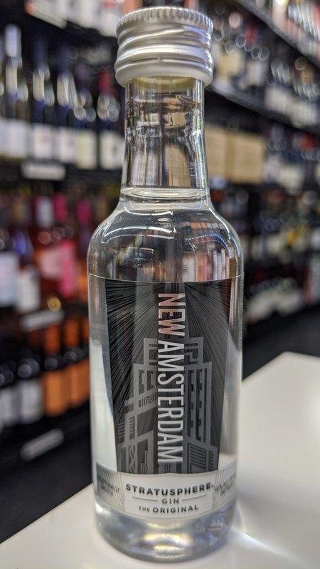 New Amsterdam New Amsterdam Stratusphere London Dry Gin 50ml
