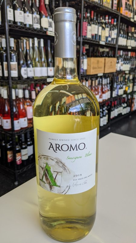 Aromo Aromo Sauvignon Blanc NV 1.5L