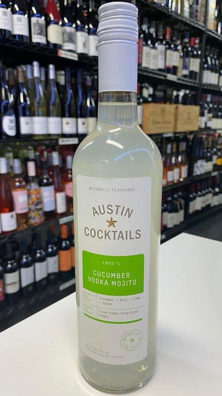 Austin Cocktails Austin Cocktails Cucumber Vodka Mojito NV 750ml