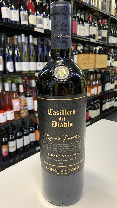 Casillero del Diablo Casillero del Diablo Reserva Privada Cabernet Sauvignon 2019 750ml