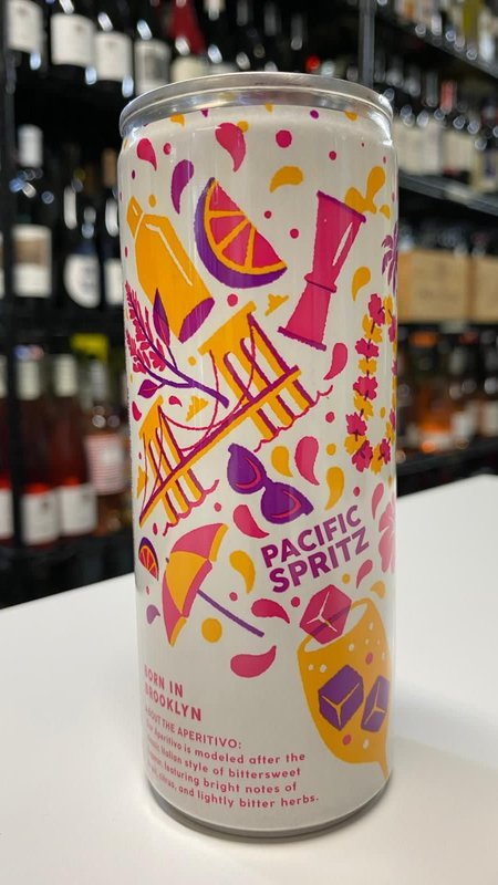 Social Hour Social Hour Pacific Spritz Cocktail NV 250ml