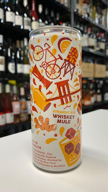Social Hour Social Hour Whiskey Mule Cocktail NV 250ml