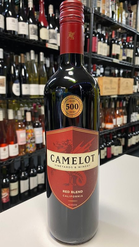 Camelot Camelot Red Blend NV 750ml