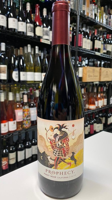 Prophecy Prophecy Pinot Noir 2018 750ml