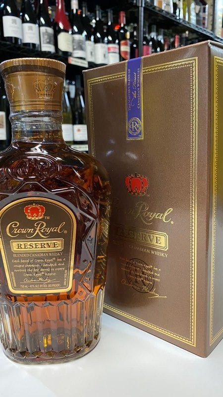 Crown Royal Crown Royal Special Reserve Canadian Whisky 750ml