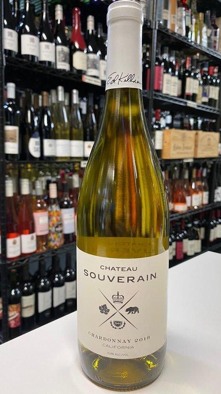 Souverain Chateau Souverain Chardonnay 2018 750ml