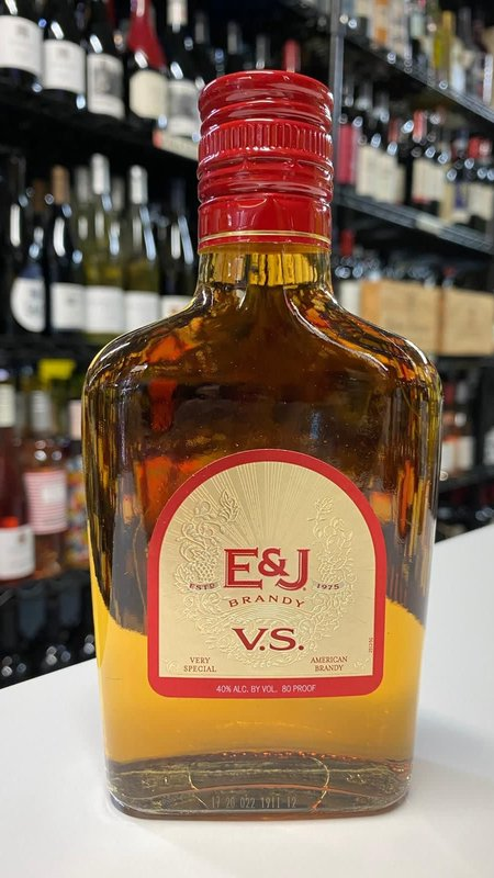 E&J E&J VS Brandy NV 200ml