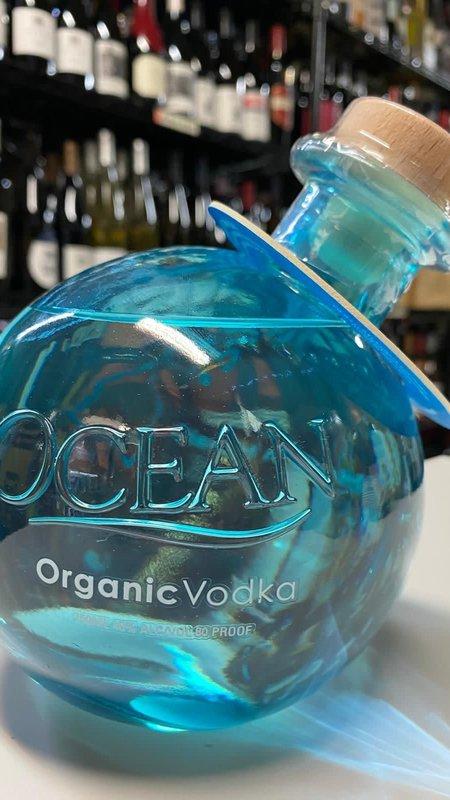 Ocean Organic Ocean Organic Vodka  750ml