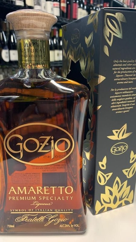 gozio Gozio Amaretto 750ml