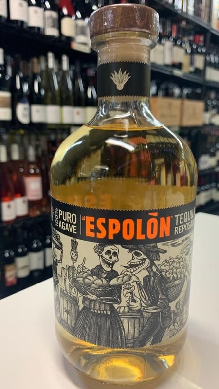 Espolon Espolon Reposado Tequila 750ml