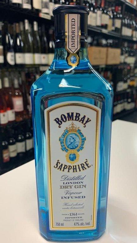 Bombay Bombay Sapphire Gin 750ml