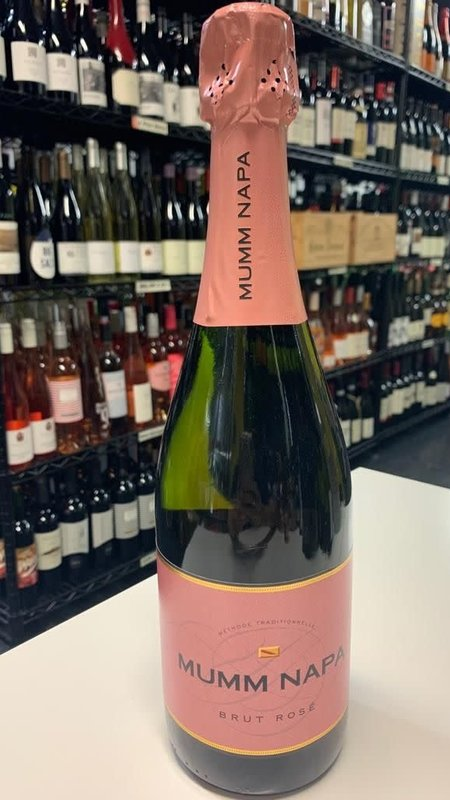 mumm Mumm Napa Rose Brut NV 750ml