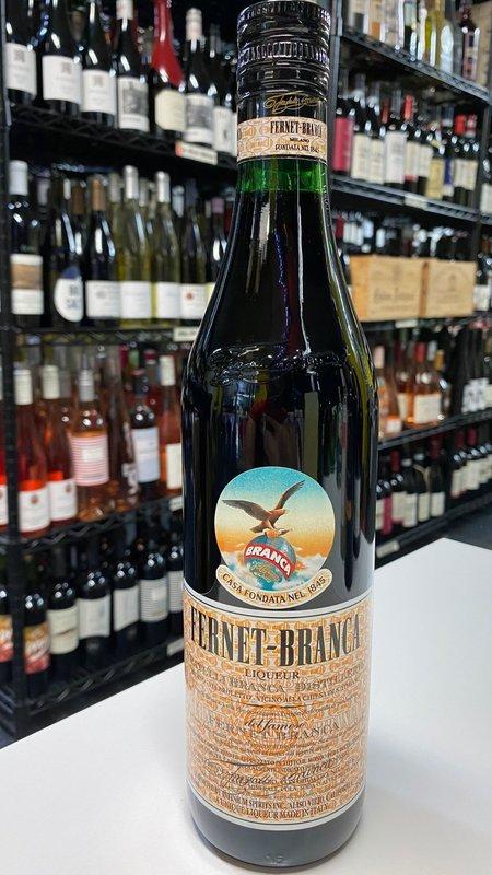 Fernet Fernet Branca Liqueur 750ml