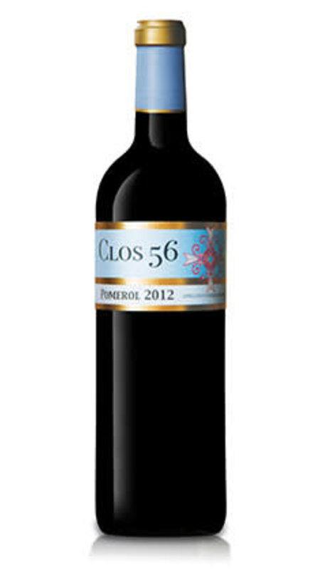 Clos 56 Domaines Bouyer Clos 56 Pomerol 2012 750ml