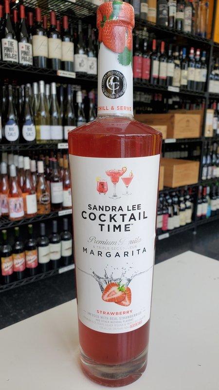 Sandra Lee Sandra Lee Strawberry Margarita 750ml