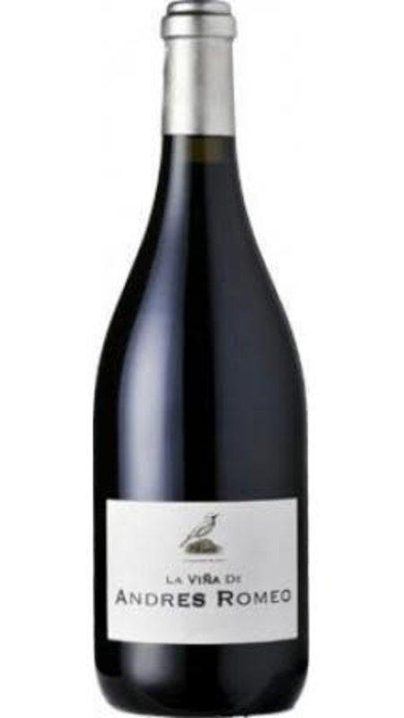 La Vina de Andres Romeo La Vina de Andres Romeo Rioja Tempranillo 2015 750ml