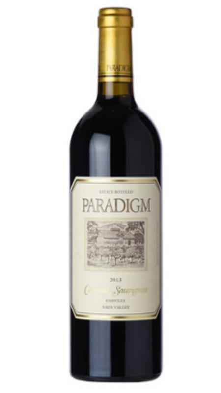 Paradigm Paradigm Cabernet Sauvignon Napa Valley 2015 750ml