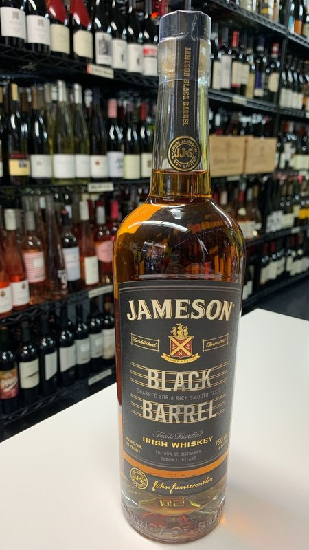 Jameson Jameson Irish Black Barrel 750ml