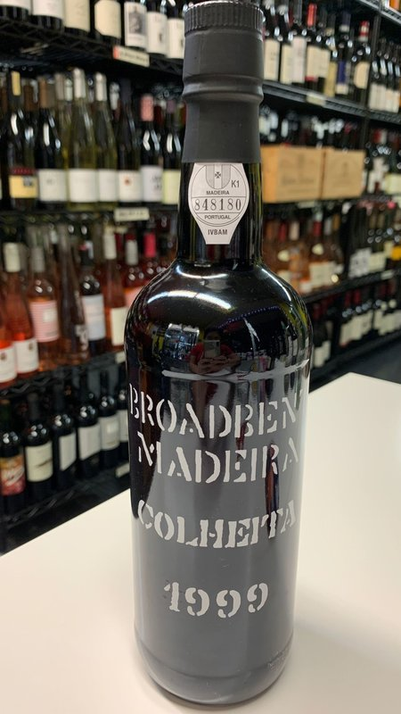 Broadbent Madeira Broadbent Madeira Colheita 1999 750ml