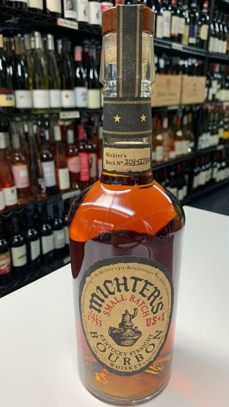 Michters Michters Small Batch  Bourbon Whiskey 750ml
