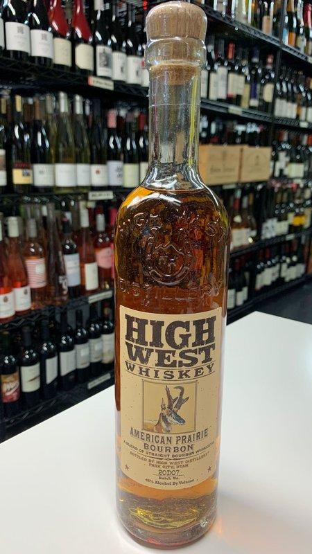 High West High West American Prairie Bourbon  Whiskey 750ml