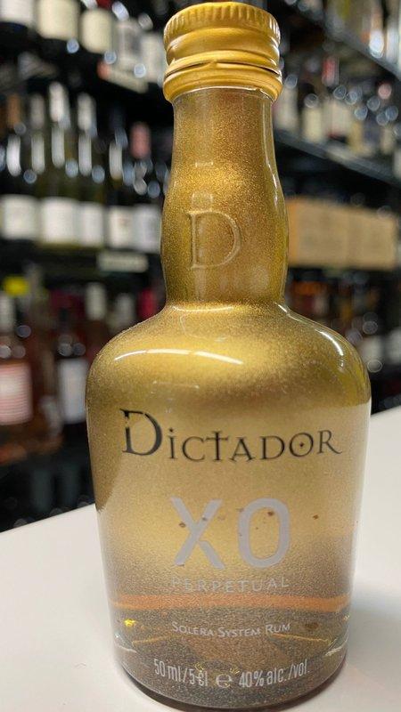 Dictador Dictador XO Perpetual Rum 50ml