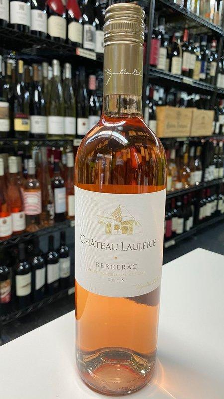 Bergerac Chateau Laulerie Bergerac Rose 2018 750ml