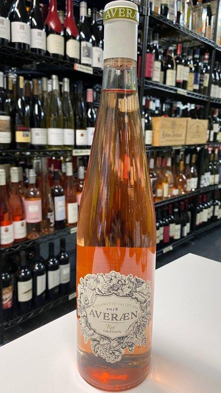 Averaen Rose of Pinot Noir Willamette Valley Averaen 750ml