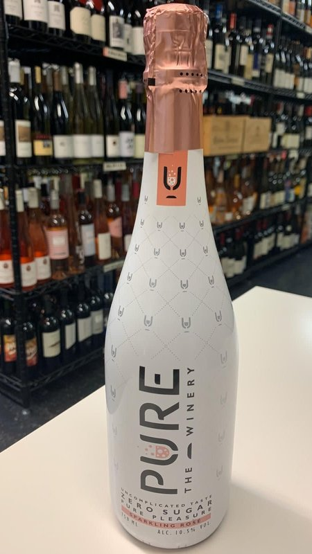 Pure Pure Rose Sparkling NV 750ml