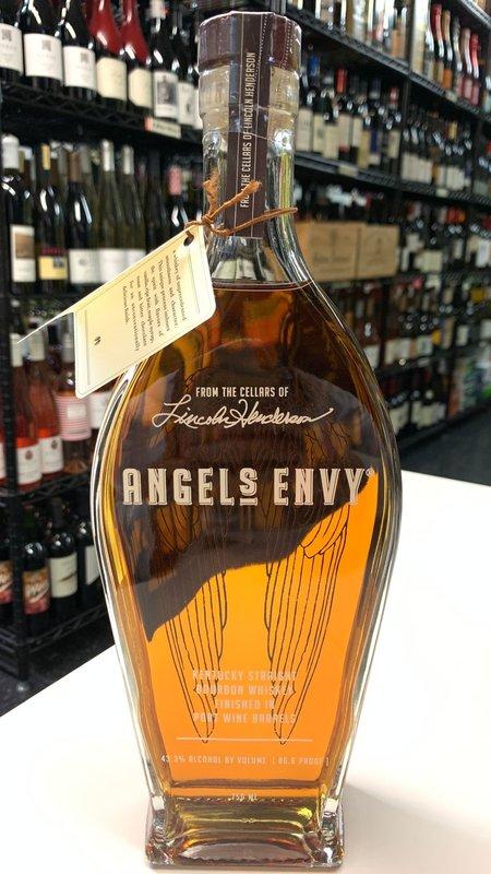 Angels Envy Angel's Envy Bourbon Whiskey 750ml