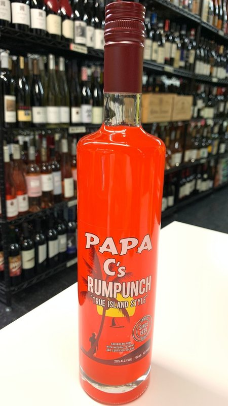 Papa Cs Papa C's Rumpunch 750ml