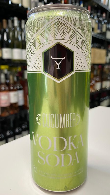 Conniption Conniption Cocktail Cucumber Vodka 355ml