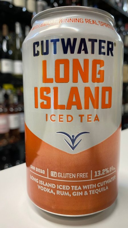 Cutwater Cutwater Long Island Iced Tea 12oz