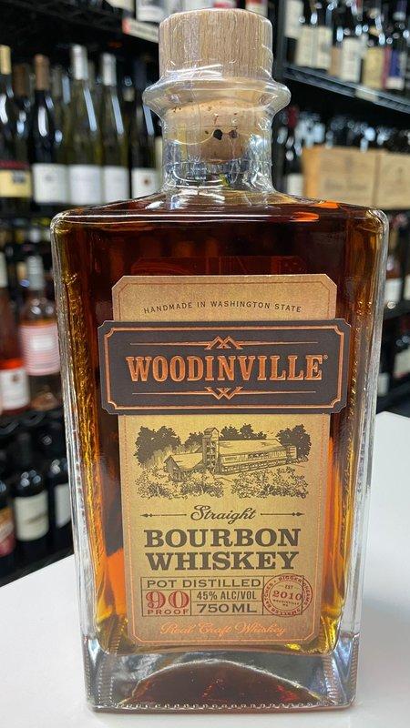 Woodinville Woodinville Bourbon Whiskey 750ml