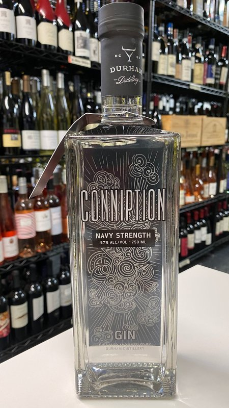 Conniption Conniption Navy Strength Gin 750ml