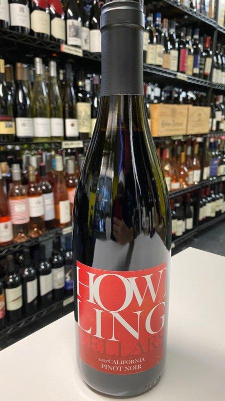 Howling Howling Cellars Pinot Noir 2017 750ml