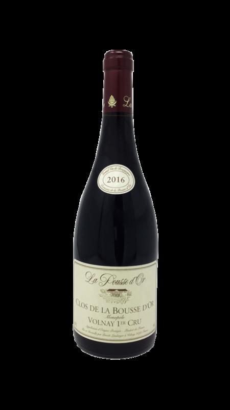 La Pousse d'Or La Pousse d'Or Domaine de  Clos d'Audignac Volnay Premier Cru 2014 750ml